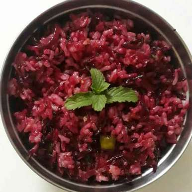 Photo of Beet rice by Pranali Deshmukh at BetterButter