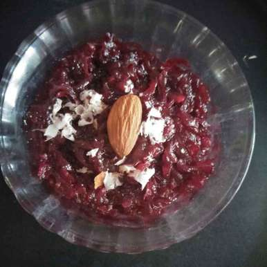 Photo of Beet halava by Pranali Deshmukh at BetterButter
