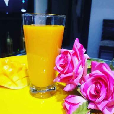 Photo of Mango shake by Pranali Deshmukh at BetterButter