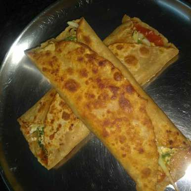 Photo of Veg roll by Pranali Deshmukh at BetterButter