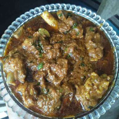 Photo of Mutton curry by Pranali Deshmukh at BetterButter