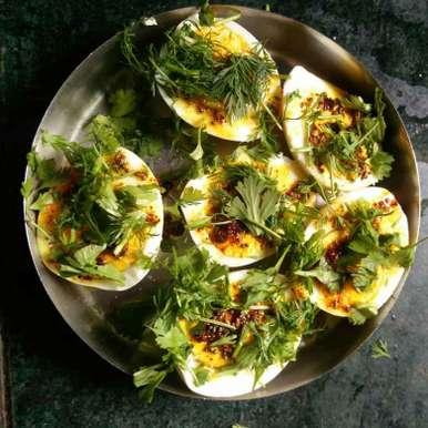 Photo of Masala egg by Pranali Deshmukh at BetterButter
