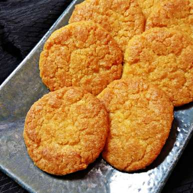 Photo of Eggless Almond Coconut Cookies by Prasanna Hede at BetterButter