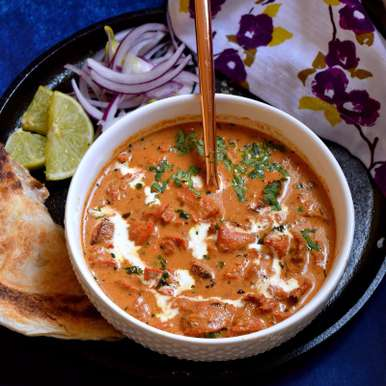 Photo of Restaurant Style Butter Chicken by Prasanna Hede at BetterButter
