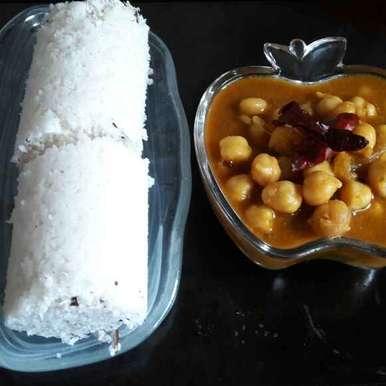 Photo of Rice Puttu by Praseetha Sambhu at BetterButter