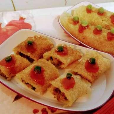 Photo of Rava potato roll by Pratima Pradeep at BetterButter