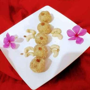 Photo of Instant mawa honey laddu by Pratima Pradeep at BetterButter