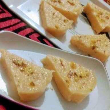 Milk pudding recipe in Hindi,मिल्क पुडिंग, Pratima Pradeep