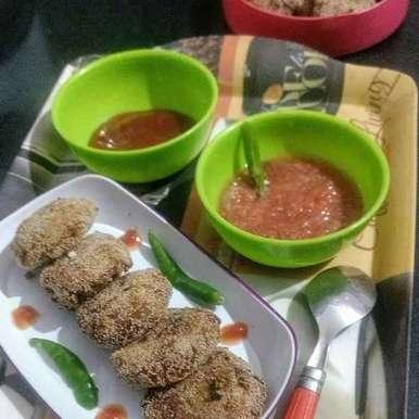 Photo of Sweet Potatoes patties by Pratima Pradeep at BetterButter