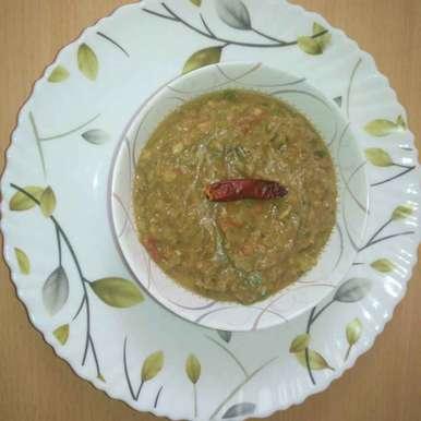 Ridgeguard Tomato Chutney recipe in Telugu,బీరకాయ టమాటో చట్నీ , Pravallika Srinivas