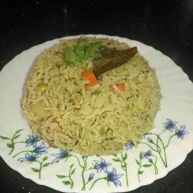Photo of Vegetable Mint Pulav by Pravallika Srinivas at BetterButter