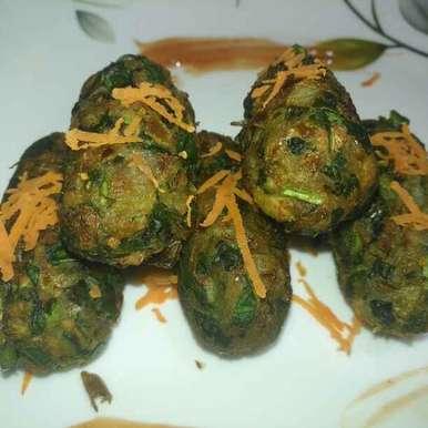 Photo of Spinach bread bullets by Pravallika Srinivas at BetterButter