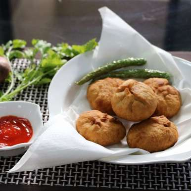 Photo of Pyaaz Ki Kachori by Preethi Prasad at BetterButter