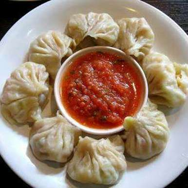 Photo of Chicken Dumplings / Steamed Momos by Preeths Roshan at BetterButter