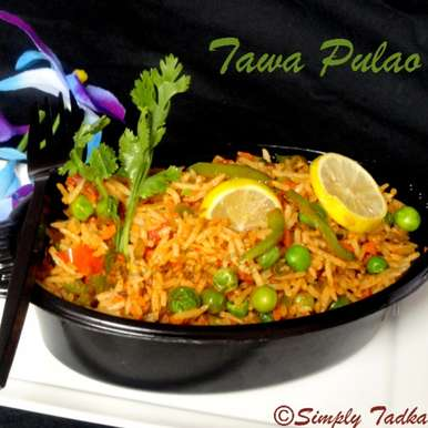 Photo of Tawa Pulao by Preeti Garg at BetterButter