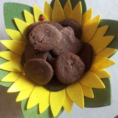 Photo of Chocolate cookies by Preeti Jaiswani at BetterButter