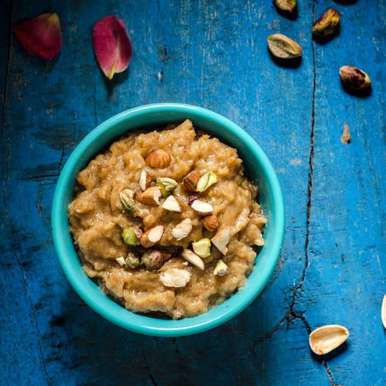 Photo of Bread Halwa by Preeti Tamilarasan at BetterButter