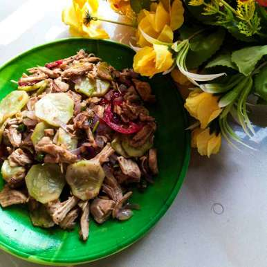 Photo of Chicken Salad by Prianca Bhattacharjee at BetterButter