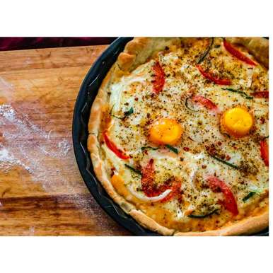 Cheese Burst Egg Pizza recipe in Bengali,চিজ বার্স্ট এগগ পিজ্জা, Pritha Chakraborty