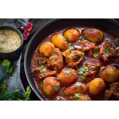 Photo of Chicken Dak Bungalow by Pritha Chakraborty at BetterButter