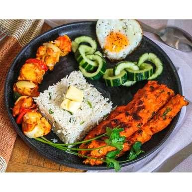 Fish Chelo Kabab