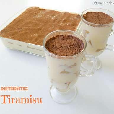 Photo of Authentic Tiramisu by Priti Shetty Naiga at BetterButter