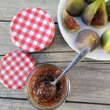 Photo of Fig  Jam by Priti Shetty Naiga at BetterButter