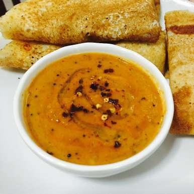 Photo of Spicy garlic chutney by Priya Mani at BetterButter