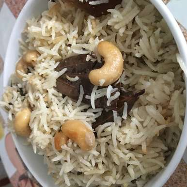 Photo of Thenkai Pal Sadham or Coconut Milk Pulav by Priya Mani at BetterButter