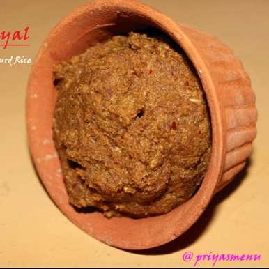Photo of Vadagam Thogayal by Priya Satheesh at BetterButter