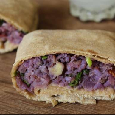 Photo of Burritos with Chickpeas and Brown Rice by Priya Satheesh at BetterButter