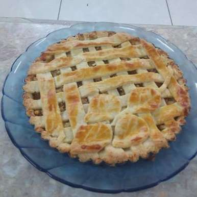 Photo of Apple pie by Priya Sharma at BetterButter