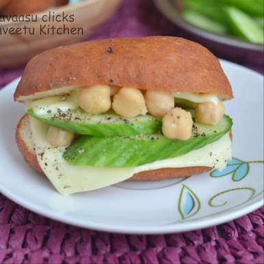 Photo of Tunisian Fricasse - Tunisian Sandwich Bread by Priya Srinivasan at BetterButter