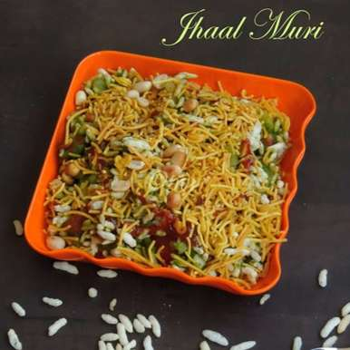 Photo of Jhaal Muri by Priya Suresh at BetterButter