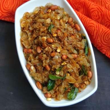 Photo of Wheat Flakes Chivda by Priya Suresh at BetterButter