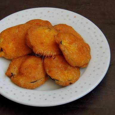 Photo of Zucchini Bajji/Zucchini Pakoras by Priya Suresh at BetterButter