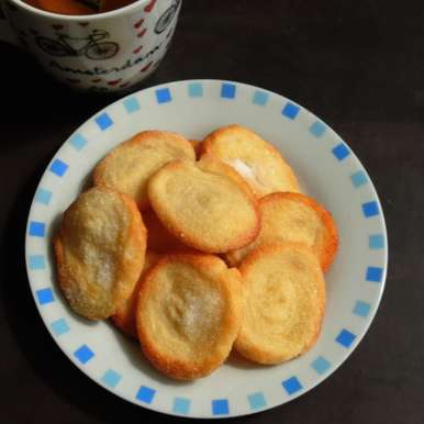 Photo of Hyderabadi Fine Biscuits by Priya Suresh at BetterButter