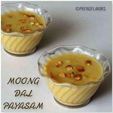 Moong Dal Kheer / Payasam, How to make Moong Dal Kheer / Payasam