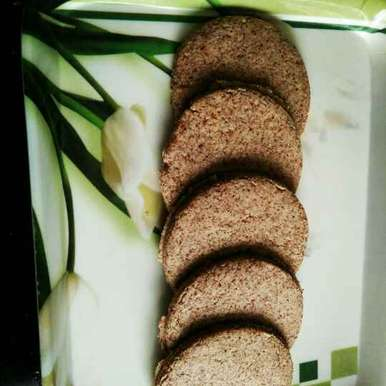 Photo of Whole wheat, ragi and almond flour cookies by Priyanjali Joardar at BetterButter