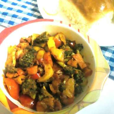 Photo of Broccoli Tawa Masala  by Priyanka Bapardekar at BetterButter