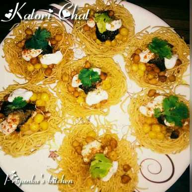 Photo of Katori Chat by Priyanka Barua Chakraborty at BetterButter