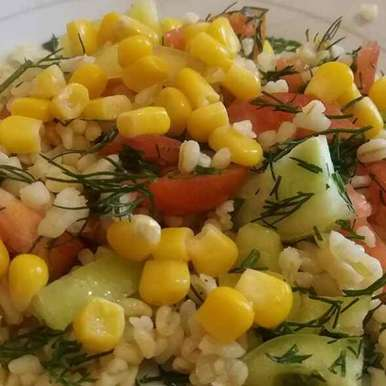 Photo of CORN salad by Priyanka Gend at BetterButter