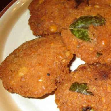 Photo of DAL vada by Priyanka Gend at BetterButter