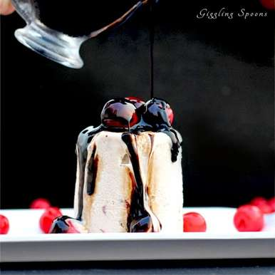 Photo of Balsamic Roasted Cherry Ice Cream by Priyanka Mukherjee at BetterButter