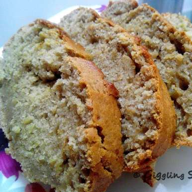 Photo of Spiced Apple Sauce Bread by Priyanka Mukherjee at BetterButter
