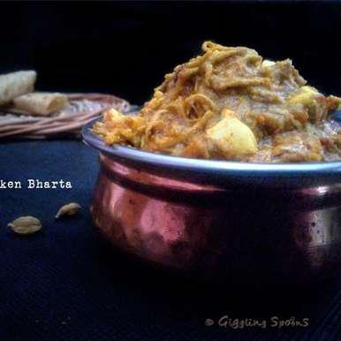 Photo of Chicken Bharta by Priyanka Mukherjee at BetterButter