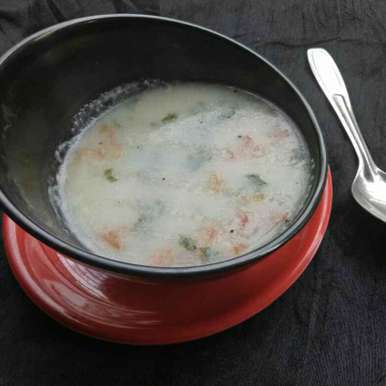 Photo of Rava soup  by Uma Purohit at BetterButter