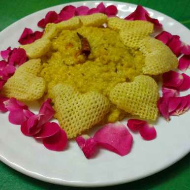Photo of Khichdi. by Priyanka Nandi Sarkar at BetterButter