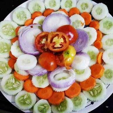 Photo of Salad. by Priyanka Nandi Sarkar at BetterButter
