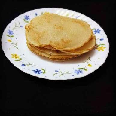Banana pancake. recipe in Bengali,বানানা প্যান কেক।, Priyanka Nandi Sarkar